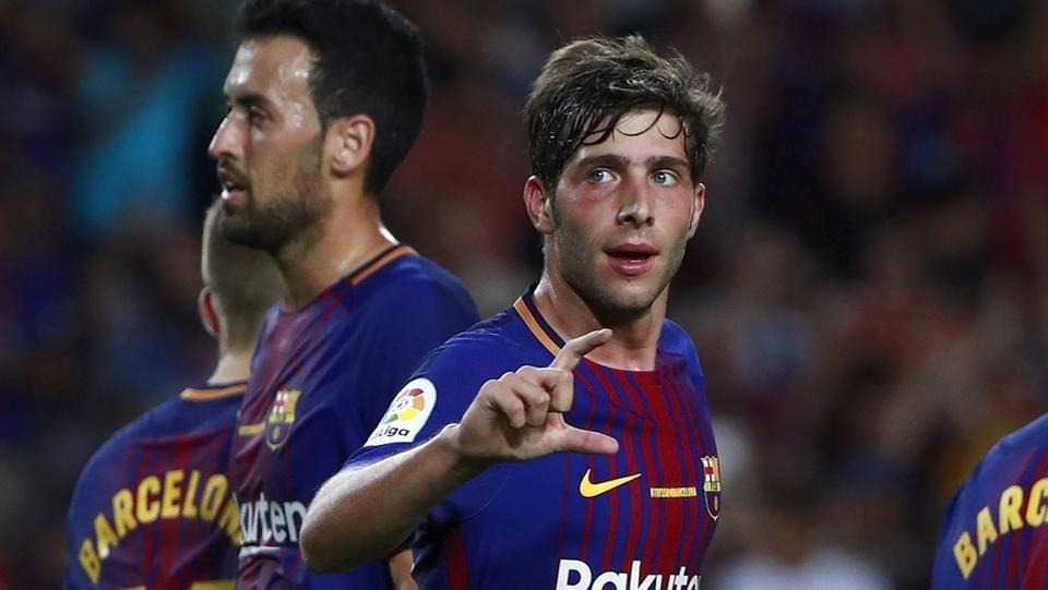 Why Sergi Roberto is an unsung hero at Barcelona | UEFA Champions League |  UEFA.com