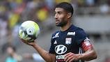 Nabil Fekir espère aller plus loin que les demi-finales en UEFA Europa League