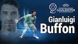Gianluigi Buffon named #UCL goalkeeper of the season