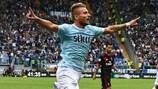 La Lazio y la Real muestran su pegada