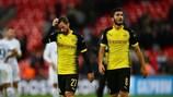 Dortmund fuhr ohne Punkte bei Tottenham nach Hause