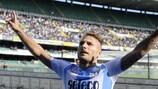Ciro Immobile traf zweimal für Lazio