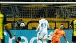 Cristiano Ronaldo traf in Dortmund doppelt
