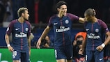 Neymar, Cavani and Mbappé stole the show for Paris against Bayern