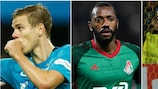 Europa League : Pléa dans l'Équipe de la semaine