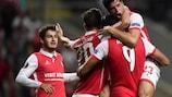 Braga e Vitória seguem em frente na Taça de Portugal