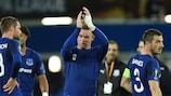 Wayne Rooney après le match nul 2-2 contre l'Apollon
