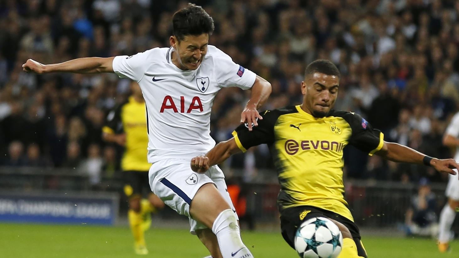 TICKET UEFA EL 2015//16 Borussia Dortmund Tottenham Hotspur
