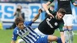 Hertha unterlag gegen Schalke