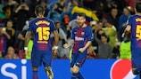 Le Barça accueille Malaga samedi soir