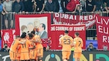Liverpool enjoy their seven-goal salvo at Maribor