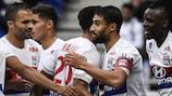 Nabil Fekir, doublé contre Metz