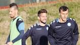 Naples se prépare à affronter Manchester City