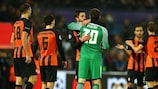 Shakhtar are hoping to be celebrating again on matchday six