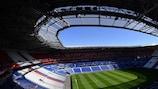 Im Stade de Lyon steigt das Endspiel der UEFA Europa League 2018
