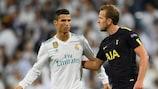 Cristiano Ronaldo y Harry Kane suman cinco goles cada uno