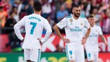 Cristiano Ronaldo und Co. hatten in Girona nichts zu lachen