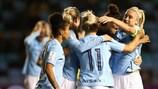 Women's Champions League quarter-finalists set