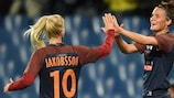 Katrine Veje et Sofia Jakobsson ont marqué pour Montpellier