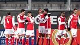O Braga é uma das equipas já apuradas para os 16 avos-de-final e vai na sexta jornada tentar garantir o primeiro lugar do seu grupo