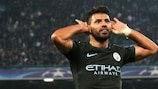 Sergio Agüero is now Manchester City's all-time leading goalscorer