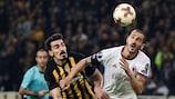 AEK e Milan si annullano ancora