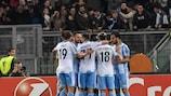 Lazio e Arsenal tra le cinque già qualificate