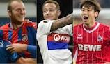 Wer steht in unserem Europa League Team der Woche?