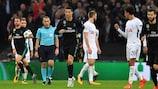 Cristiano Ronaldo, buteur pour l'honneur à Wembley