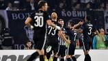 Partizan steht kurz vor dem Einzug in die Runde der letzten 32