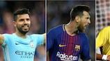 City, Barcelone et Paris sont invaincus en Championnat et C1 cette saison