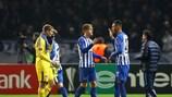 Hertha feierte zuletzt einen Heimsieg gegen Zorya