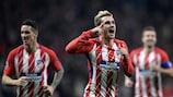 Pour l'Atlético de Griezmann, une victoire pourrait ne pas suffire