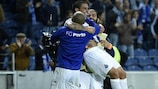 Porto enjoy victory in their last home game
