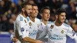 Un marathon de 10 matches dans 4 compétitions pour Benzema, Ronaldo et les Merengues jusqu'à la trêve
