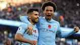 O City tem marcado golos a uma cadência impressionante na Premier League