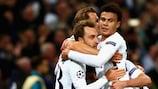 Tottenham fegte Real Madrid vom Platz