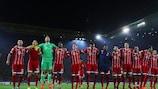 Les Bayern triomphe à Dortmund