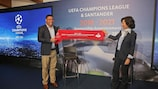Banco Santander to become UEFA Champions League Partner