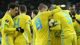 Astana beat Slavia Praha to book their place in the round of 32