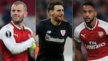 Europa League: Das Team der Woche