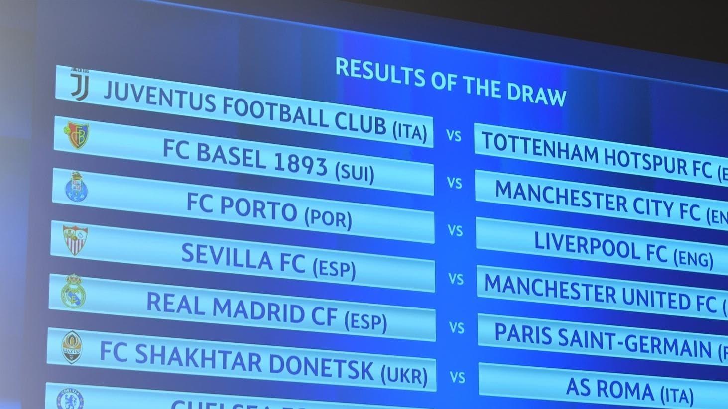 Uefa Champions League Round Of 16 Draw Uefa Champions League Uefa Com