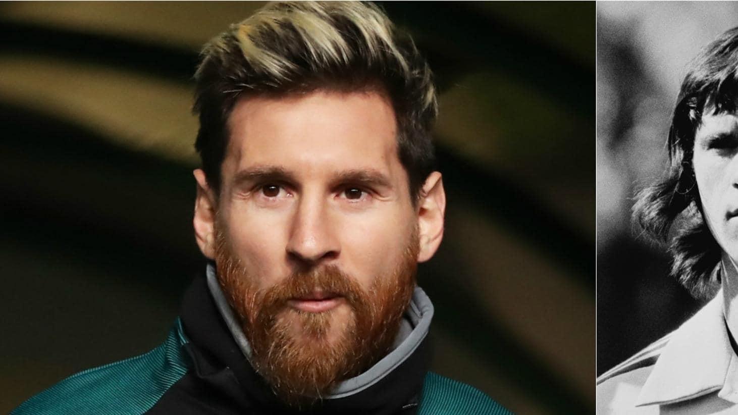 How Do Gerd Muller And Lionel Messi Compare Uefa Champions League Uefa Com