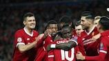 Liverpool, Oporto, Sevilla y Shakhtar, a octavos de final