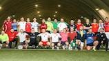 Seminario del UEFA GROW en Varsovia
