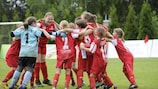 HatTrick helps fund the vital grassroots football sector throughout Europe