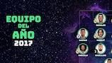 El Equipo del Año 2017 de los usuarios de UEFA.com