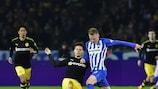 Dortmund bleibt 2018 ohne Sieg