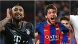 QUIZ: Oitavos-de-final da Champions League da época passada