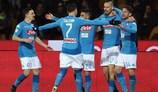 Marek Hamšík scored for Napoli away to Benevento